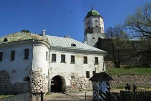 8. Viipurin linnan sisäänkäynti